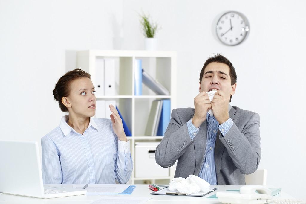4 ok, amiért a munkahelyeden szükséged van levegőtisztítóra
