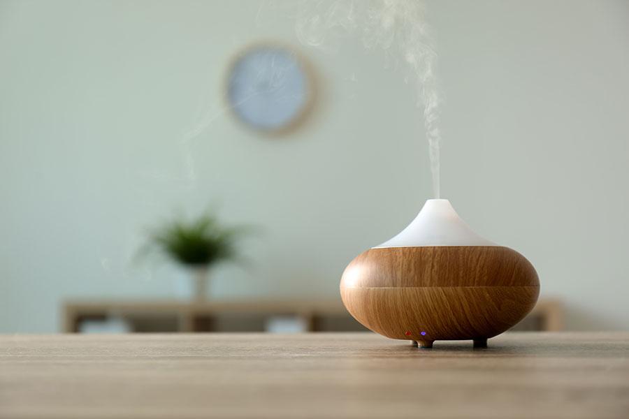 Aroma diffúzorok, légtérillatosítók az aromaterápia modern eszközei!