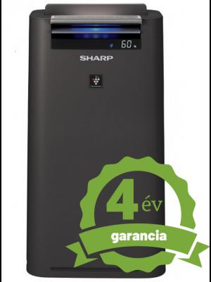 Sharp KC-G50EUH Plasmacluster HEPA légtisztító, párásító