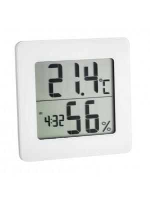 Airbi Digit Digitális beltéri páratartalom- és hőmérséklet mérő