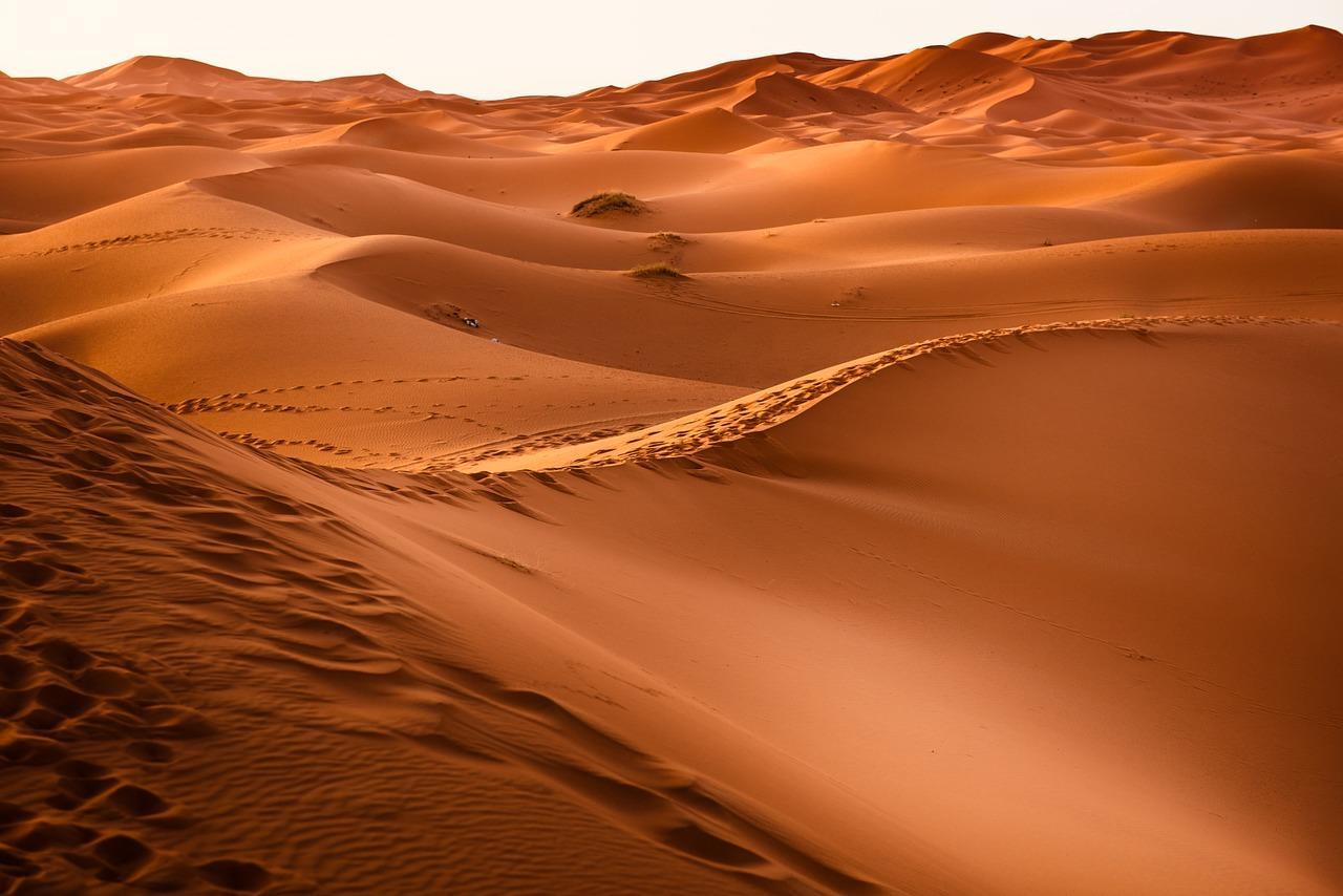 Száraz sivatagi levegő otthonodban
